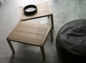 Run tavolo da pranzo design Luciano Bertoncini