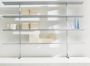 California libreria componibile design Luciano Bertoncini