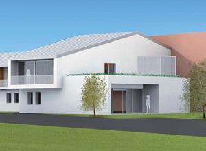 Ampliamento Casa dei Gelsi Treviso