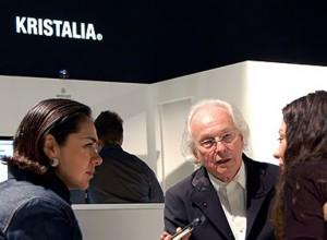 Intervista  Luciano Bertoncini per Kristalia