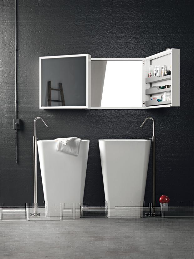 Mini Box Kristalia design Luciano Bertoncini