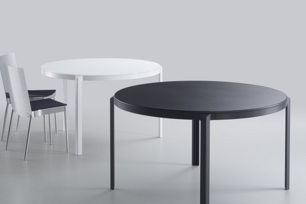 Type multi-functional table designed by Luciano Bertoncini