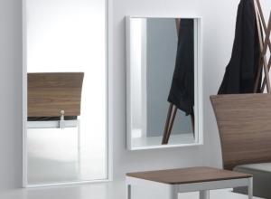 Plane for me. Specchi con struttura in alluminio verniciato. Design Luciano Bertoncini 2013
