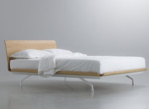 TELEMARK BED_iC_WHITE_OAK_MATTRESS_2013 PITARI