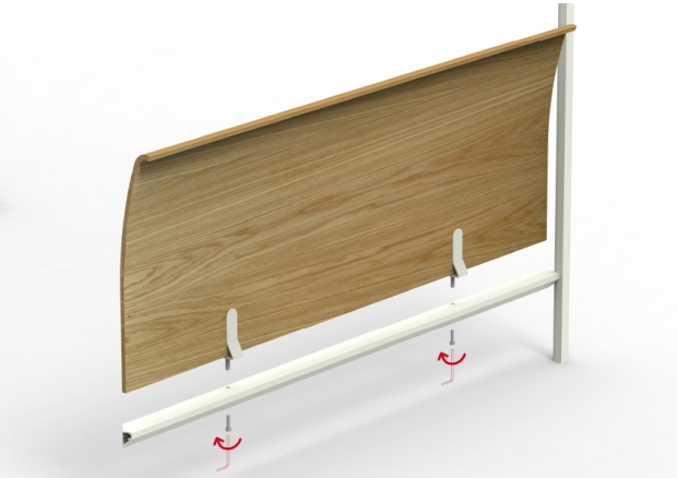 REM CANOPY BED – wood and upholstered headboards (april 2019)